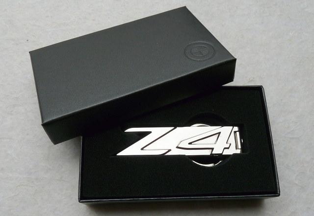 Bmw Z4 Sleutelhanger Chroom Bij Brms De Bmw Z3 En Z4